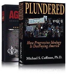 Agenda DVD + Plundered Book