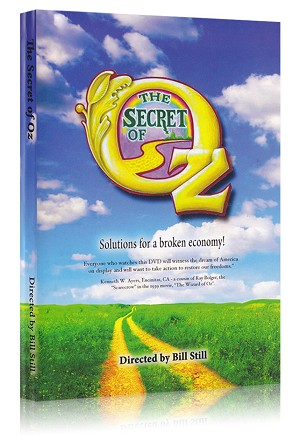 The Secret Of Oz - Solutions for a broken economy