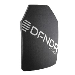 DFNDR Level IIIA Handgun Multi-Curve Plate