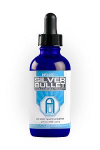 Silver Bullet Colloidal Silver