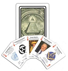 NWO Playing Cards
