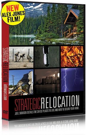 Strategic Relocation DVD - Get It At Infowars.com
