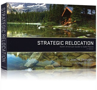 Strategic Relocation: North American Guide To Safe Places BOOK