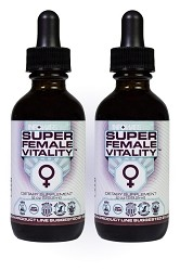 Super Female Vitality: 2 Pack