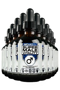 Super Male Vitality: 10 Pack