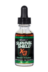 Survival Shield X-3 1 oz. Bottle