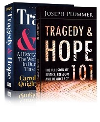 Tragedy And Hope Book Combo