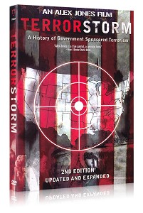 TerrorStorm (Second Edition): A History of Government Sponsored Terrorism