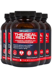 The Real Red Pill: 5 Pack