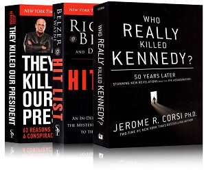 The JFK Assassination Book Special