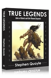 True Legends - Book