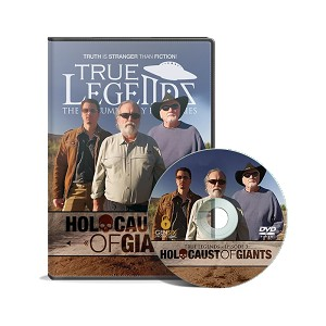 True Legends: Holocaust of Giants DVD