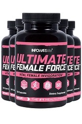 Ultimate Female Force 5-Pack
