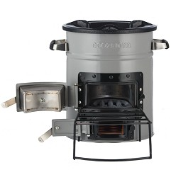 EcoZoom Wood and Coal Rocket Camping Stove - Versa