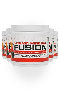 Vitamin Mineral Fusion: 5 Pack