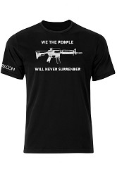 We The People Will Never Surrender T-Shirt